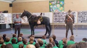 Lighthorse Visit